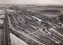 TRAPPES (78) Vue Aérienne De La Gare De Triage - Trappes