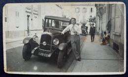VICHY - RUE NEUVE EN 1930 - VOITURE CITROEN - Cars