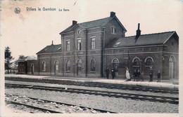 Belgique - Philippeville - Villers-le-Gambon - La Gare - Philippeville