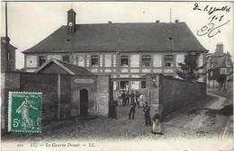 76  Eu  -  La Caserne Drouet - Eu