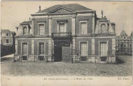 76  Eu  -  L'hotel De Ville - Eu