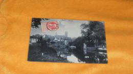 CARTE POSTALE ANCIENNE CIRCULEE DE 1910../ MENIN.- LA LYS..BELGIQUE..CACHETS + TIMBRE - Other