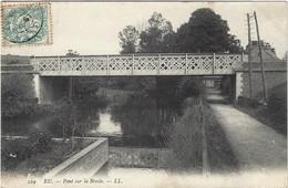 76  Eu  -  Pont Sur La Bresle - Eu