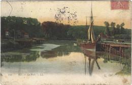 76  Eu  -  Le Port - Eu