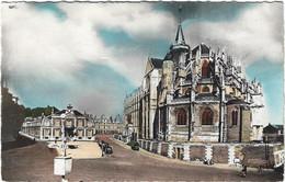 76  Eu  -   Le Chateau Et La Mairie - Eu