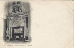 76  Eu  -    Tombeau De Catherine De Cleves - Eu