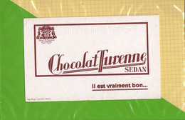 BUVARD : Chocolat TURENNE SEDAN - Cocoa & Chocolat
