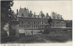 76  Eu  -  Le Chateau - Eu