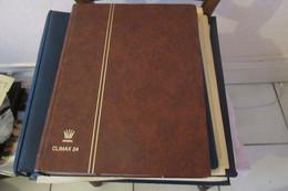 Anciennes Colonies En Classeur Ou En Feuilles Et DIVERS   65 SCANS - Verzamelingen (in Albums)
