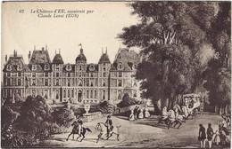 76  Eu  -  Le Chateau D'eu  Construit Par Claude Leroi  1578 - Eu