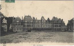 76  Eu  -  Le Chateau D'eu - Eu