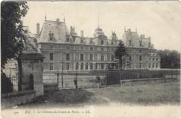 76  Eu  -  Le Chateau D'eu  Du Comte De Paris - Eu