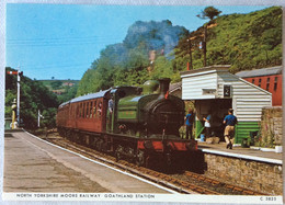 North Yorkshire Moors Railway  / Train Zug Treno - Stations - Met Treinen