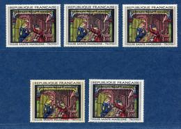 ⭐ France - Variété - YT N° 1531 - Couleurs - Pétouilles - Neuf Sans Charnière - 1967 ⭐ - Variedades: 1960-69 Nuevos