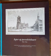 Ieper Op Porseleinkaart (inventaris Van De Porseleinkaarten In Het Bezit Van De Ieperse Musea) - Other
