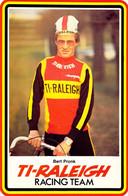 Cyclisme, Bert Pronk - Radsport