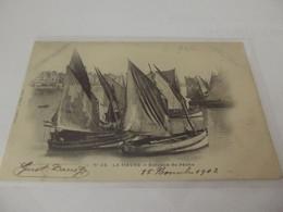 Le Havre Bateaux De Pèche - Port