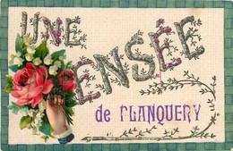 """PLANQUERY """"Une Pensée De ..."""" - Andere Gemeenten"""
