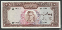 IRAN. 1000 RIALS. ND(1971). SHAH PALAVI TYPE VII. Pick 94c. SIGN.13. UNC / NEUF - Iran