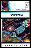 """GARADANIA"" De Georges MURCIE - Ed. FN Anticipation N° 405 - 1970. - Fleuve Noir"