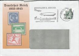 ALLEMAGNE OBLITERATION ZEPPELIN DE LORCH-WURTT 2004 - Zeppelins