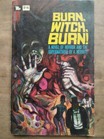 Abe Merritt: Burn Witch Burn/ Corgi Books, Transworld Publishers, 1963 - Other