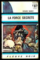 """""""LA FORCE SECRETE"""" De Gérad MARCY - Ed. FN Anticipation N° 409 - 1970. - Fleuve Noir"""