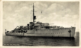 Hr Ms Joh Maurits  MILITARY SHIPS NAVIRES MILITAIRES BATEAUX BARCOS DE GUERRA WAR - Guerra