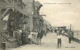 SAINT AUBIN Sur MER  Le Bazar De La Digue - Saint Aubin
