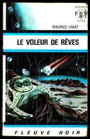 """""""LE VOLEUR DE RÊVES"""" De Maurice LIMAT - Ed. FN Anticipation N° 411 - 1970. - Fleuve Noir"""
