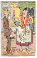 Carte A Systèmes..(10 Vues)..tu N'as Pas Vu Les Arts Coloniaux,soulève Le Tablier...animée...1931...(clem)... - Mechanical