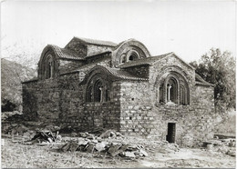 CP Photo -  Eglise Rouge à BOULGARELIOU - Province D'ARTA - Grecia