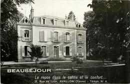 AVALLON Hôtel Beauséjour - Avallon