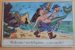 Oula Mettre? Dans Le Frigidaire... Ou Dans Mon Lit? - Humor