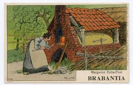 Lynen, Amédée-Ernest,publicité,margarine Extra-fine Brabantia Collection De-ci De-là à Bruxelles ( N°42 ) Four à Pain - Autres Illustrateurs
