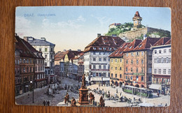 D030 Graz Hauptplatz - Graz