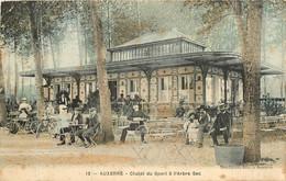 AUXERRE Chalet Du Sport à L'Arbre Sec - Auxerre