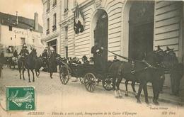 AUXERRE Fêtes Pour Inauguration De La Caisse D'Epargne Du 2 Aout 1908 - Auxerre