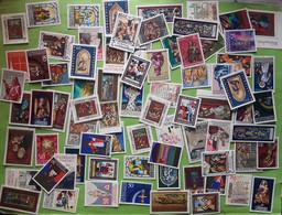 LIECHTENSTEIN,  Collection 76 Timbres Periode 1960 - 2000, Dont Series Complètes,  Tous Neufs ** MNH TTB,  Bonne Cote - Collections