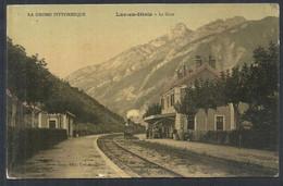 LA GARE. TRAIN - Luc-en-Diois