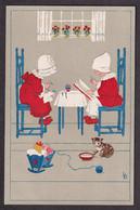 Enfants - Illustration / Meissner & Buch Serie 2300 / Postcard Not Circulated - Autres Illustrateurs