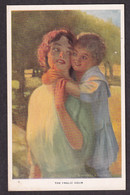 Alfred James Dewey - The Frolic Hour / Reinthal & Newman Nr. 455 / Postcard Not Circulated - Autres Illustrateurs