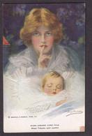 When Dreams Come True / Reinthal & Newman Nr. 826 / Postcard Not Circulated - Autres Illustrateurs