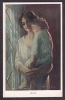 Alfred James Dewey - Bedtime / Reinthal & Newman Nr. 451 / Postcard Not Circulated - Autres Illustrateurs