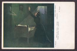 T. Korpal Ewig Sein Geist - A. Asnyk / Postcard Not Circulated - Autres Illustrateurs