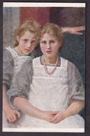 V. Bukovac: Sestry / Salon J.P.P. 1087 / Postcard Not Circulated - Autres Illustrateurs