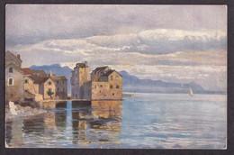 B.K.W.I. 264-42 Sette Castelli Bei Trau / Postcard Not Circulated - Autres Illustrateurs