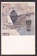 Venezianische Brucke Jehudo Epstein / Serie 713/6 Wiener Kunst / Postcard Not Circulated - Autres Illustrateurs