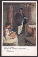 Obitelj Ive Jurasina - Eune Famile De La Frontiere Croate=slavonique / Postcard Not Circulated - Autres Illustrateurs