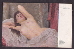V. Bukovac: Mladi; Jungend / Salon Prague V.K.K.V. 2038 / Postcard Not Circulated - Autres Illustrateurs